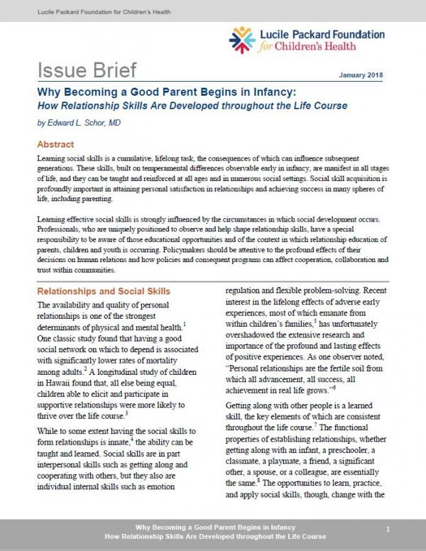 Photo of Issue Brief