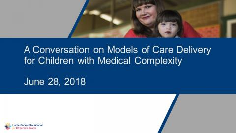 Models of Care Title Slide
