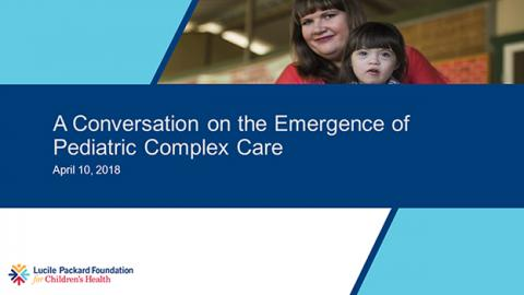 Image of Conversations Flyer