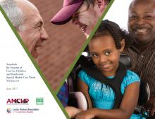 Standards for Systems of Care for Children and Youth with Special Health Care Needs Version 2.0